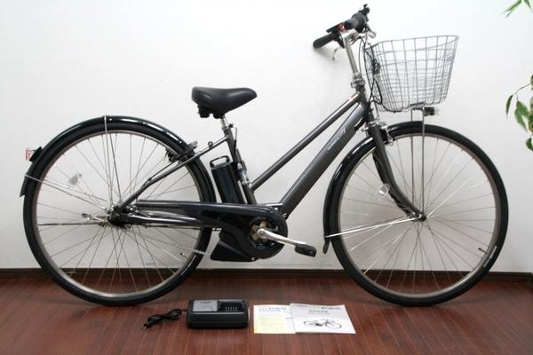 ヤマハ/YAMAHA PAS CITY-S5 電動アシスト自転車 27インチ
