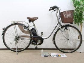 Panasonic パナソニック リチウムビビ スペシャル5 電動アシスト自転車