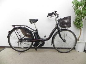 ヤマハ PAS パス ナチュラM DX 26インチ 6.6Ah 電動アシスト自転車