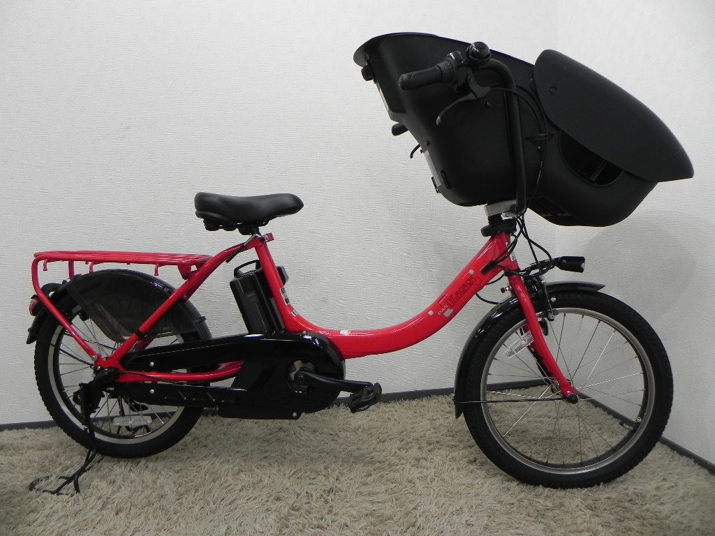 ヤマハ 電動アシスト自転車 PAS Kiss mini un パス キッス ミニ アン 20型