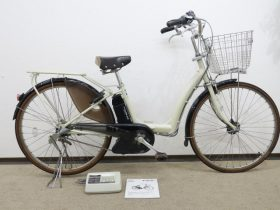YAMAHA/ヤマハ PAS Raffini/ラフィーニ 電動アシスト自転車