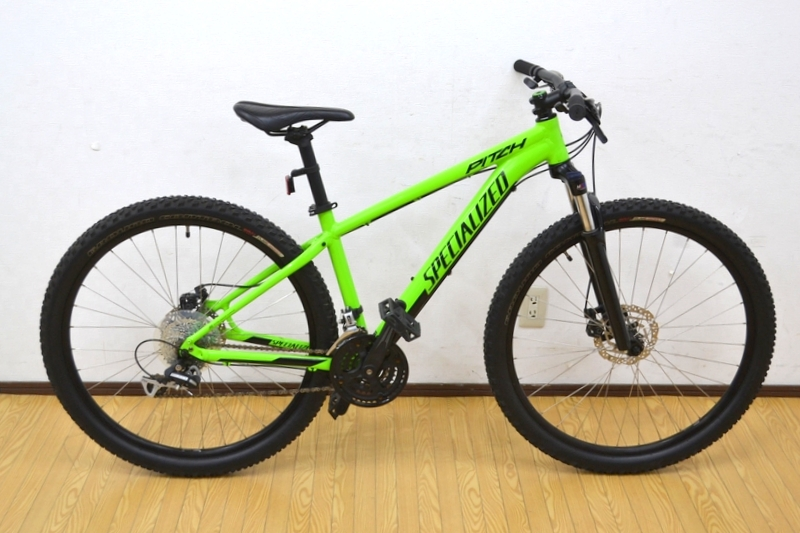 /SPECIALIZED ピッチ/PITCH 650b 2017年モデル