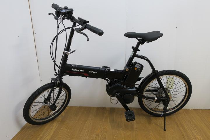 Panasonic BE-ELW072 電動アシスト自転車 OFF Time